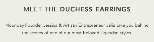 Meet the Duchess Earrings